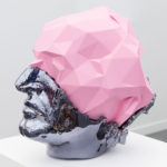 <p><strong>Coating:</strong> <strong>Black chrome optic, clear coat, soft-touch pink</strong><br /> Julieta Aranda, If a body meet a body, 2015, Gallery Mor-Charpentier, New York Frieze Art Fair</p>