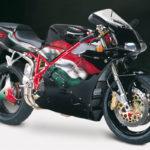 <p><strong>Ducati, Limited Edition, Sonderlackierung, mehrfach mit Klarlack versiegelt, spiegelpoliert</strong></p>