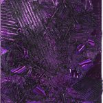 <p><strong>Coating: Chrome optics purple<br /> </strong>Anselm Reyle, Untitled, 2007, die-cast aluminium</p>