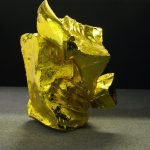 <p><strong>Coating: Chrome optics yellow<br /> </strong>Anselm Reyle, Untitled, bronze</p>