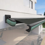 <p><strong>Markilux Selection SMX-01, Awnings, </strong><strong>PS real metal copper green patinated</strong></p>