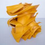 <p><strong>Lackierung: Melonengelb matt<br /> </strong>Tony Cragg, Parts of Life, 123x100x100, Bronze, 2014<br /> Photo by: Michael Richter</p>